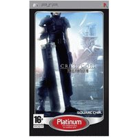Final Fantasy VII - Crisis Core (Platinum) (PSP)