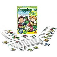 Orchard Toys Shopping List Booster Pack - Fruit & Veg