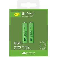 GP 2x AAA Accu 850 NiMH