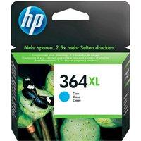 HP Nr. 364XL (CB323EE) Cyan