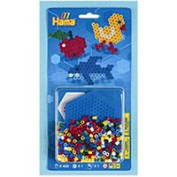Hama Beads - Duck, Dolphin and Apple Kit