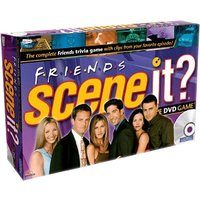 Scene it? The DVD Game - Friends