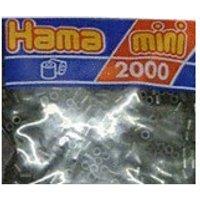 Hama 2000 Mini Beads Olive Green