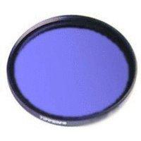 Tiffen 4947B 49mm Blue 47B Filter