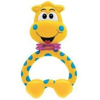 Chicco Fun Teething Rattle Giraffe