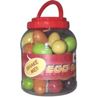 Stagg Box of 40 plastic egg shakers EGG-BOX1