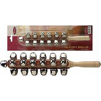 Stagg Set of sleigh bells on a stick w/25 bells SLB-25
