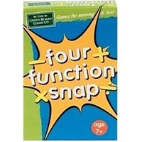 Green Board Games Four Function Snap