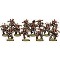Warhammer 40.000 Chaos Space Marines Khorne Berzerkers