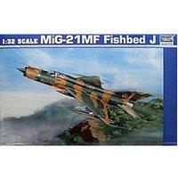 Trumpeter MiG-21MF Fishbed J (2218)