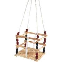 Happy People Wooden Lattice swing 30 x 30 cm