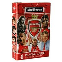 Winning-Moves Arsenal Playing Cards