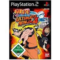 Naruto - Ultimate Ninja 4 (PS2)