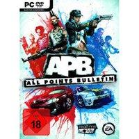 All Points Bulletin: APB (PC)