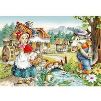 Castorland Little Red Riding Hood (260 pieces)
