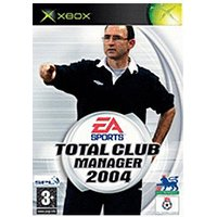 Total Club Manager 2004 (Xbox)
