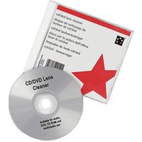 5 Star Office CD and DVD Lens Cleaner