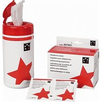 5 Star ffice Cleaning Sachets for Telephone Bactericidal