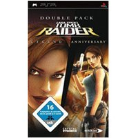 Tomb Raider Double Pack (PSP)