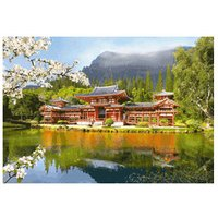 Castorland Japan - Replica of the Old Byodoin Temple