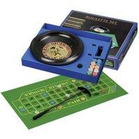 Philos Roulette Set With Plastic Wheel