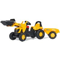 Rolly Toys rollyKid JCB with Loader and Trailer