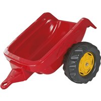 Rolly Toys rollyKid Trailer One-Axle red
