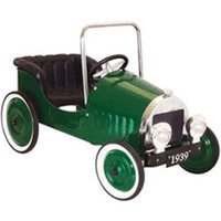 Great Gizmos Classic Pedal Car 1939 Green