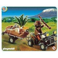 Playmobil Poacher with Quad (4834)