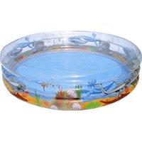 Bestway Sea Life Paddling Pool 5.5' x 21 (51048)
