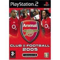 Club Football 2005 - Arsenal (PS2)