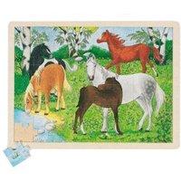 Goki 57894 - Pony farm, puzzle