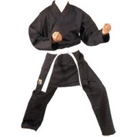 Kwon Club Line Shadow Karate Uniform 12 oz