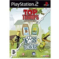Top Trumps - Dogs & Dinosaurs (PS2)