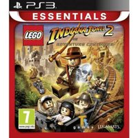 LEGO Indiana Jones 2: The Aventure Continues (PS3)