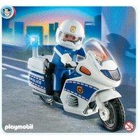 Playmobil Police Motorbike (4262)