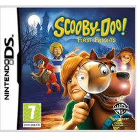 Scooby Doo - First Frights (DS)