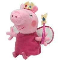 Ty Beanie Babies - Princess Peppa the Pig