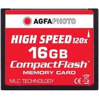 AgfaPhoto Compact Flash High Speed 16GB 120x (10434)