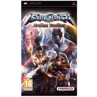 Soul Calibur: Broken Destiny (PSP)
