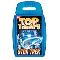 Winning-Moves Top Trumps Star Trek 3D