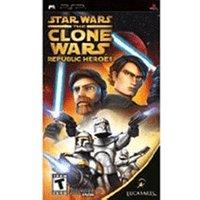 Star Wars: The Clone Wars - Republic Heroes (PSP)