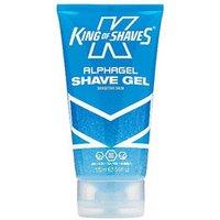 King of Shaves Alphagel Shave Gel Sensitive (150 ml)