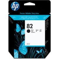 HP No. 82 (CH565A) Black