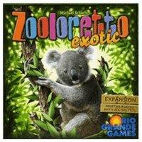Rio Grande Games Zooloretto Exotic