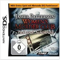 James Patterson Women's Murder Club: Games of Passion (DS)