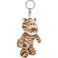 NICI Tiger keyring 10 cm