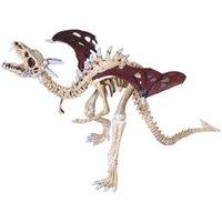 Plastoy Red Skeleton Dragon