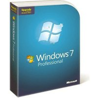 Microsoft Windows 7 Professional Upgrade (EN)
