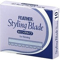 Feather Thinning Blades (10 pcs.)